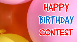 Happy Birthday Contest